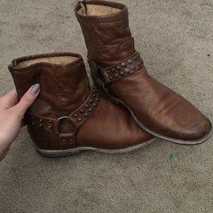 EUC Frye boots